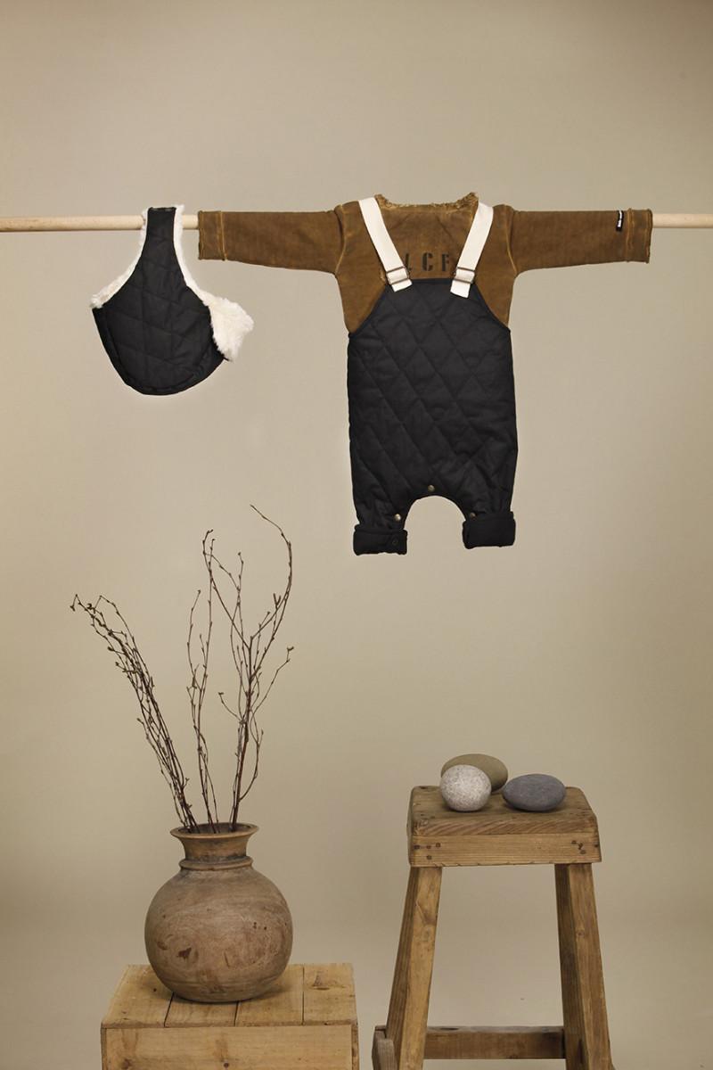 Baby Claudio's Woolen Jacket
