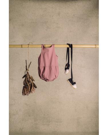 Rose's Velvet Dress