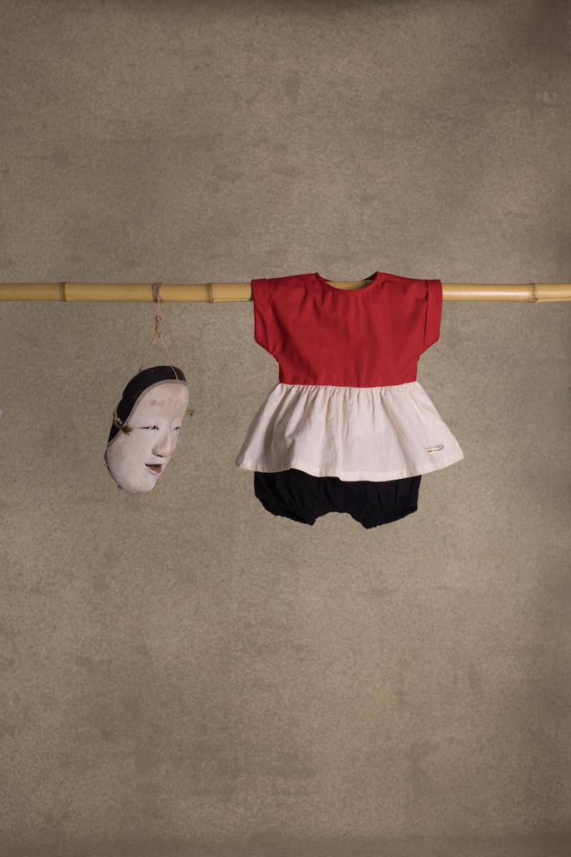Polina's Apron Dress