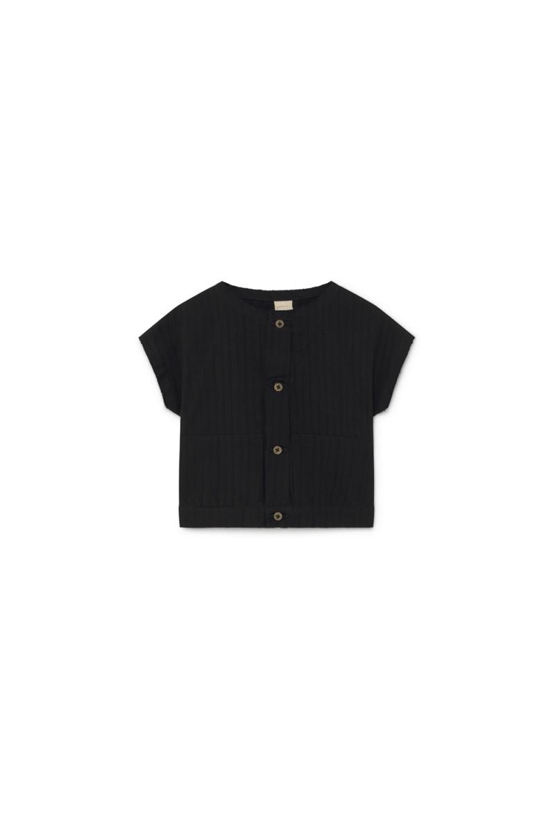 Mateo's Buttoned Shirt